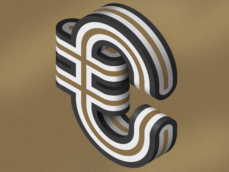 Fortune Magazine / Euro editorial typography fortune