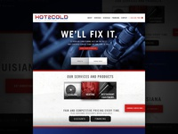 Hot2Cold Website
