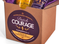 """Dutch Courage"" Packaging Design"