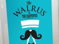 The Walrus & the Carpenter Limited Edition Print