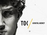 Presenting TOK / Digital Agency