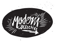 Modern collective Lettering
