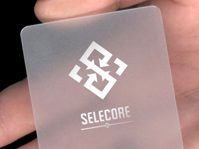 Sel card dribbble 01