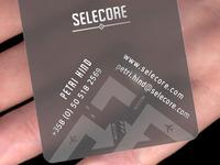 Selecore Business Card 02