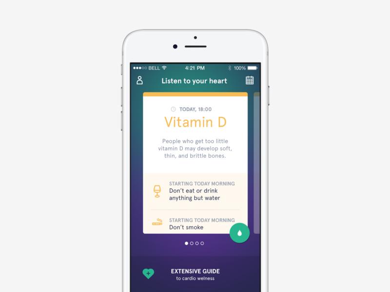Tatakoto app healthcare medical app ios app ux ui