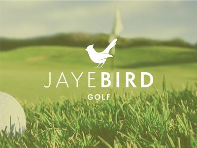Jayebird field well grass birdy green women golf logo jayebird