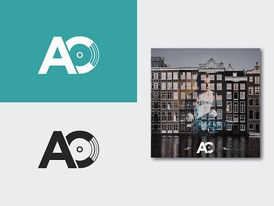 Logo and Album Artwork producer music dj album art branding identity logo