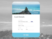 Poler Stuff Card Checkout