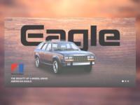 AMC Eagle Landing Page