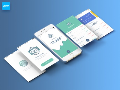 Marvel Banking Ui Kit credit cards investments transaction app bank app freebie free marvel sketch ui bank account banking