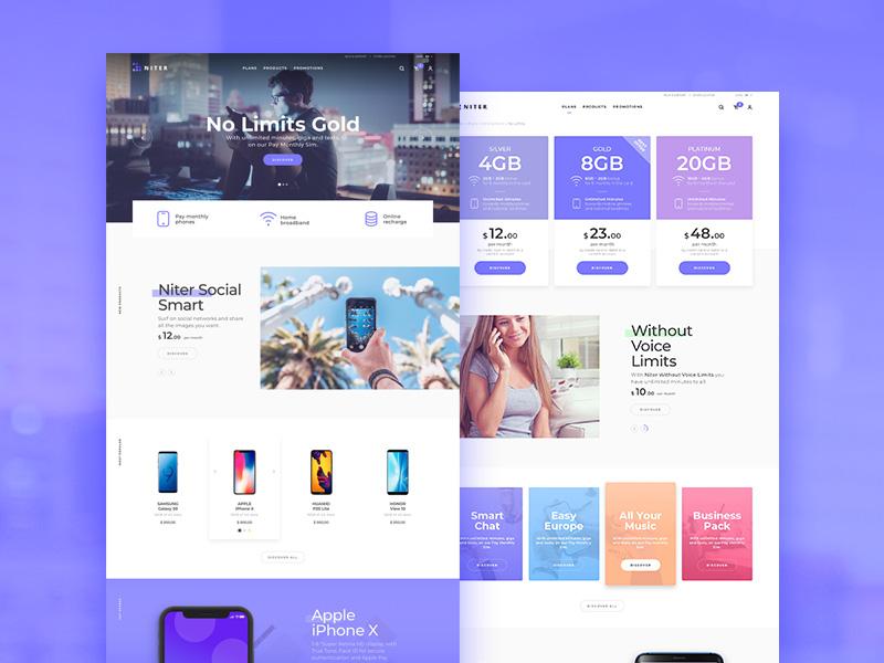 Liferay commerce niter theme