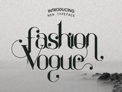 fashion vogue
