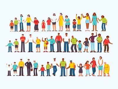 People freedownload vector people