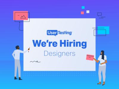 UserTesting is Hiring!