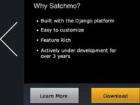 Satchmo New Website