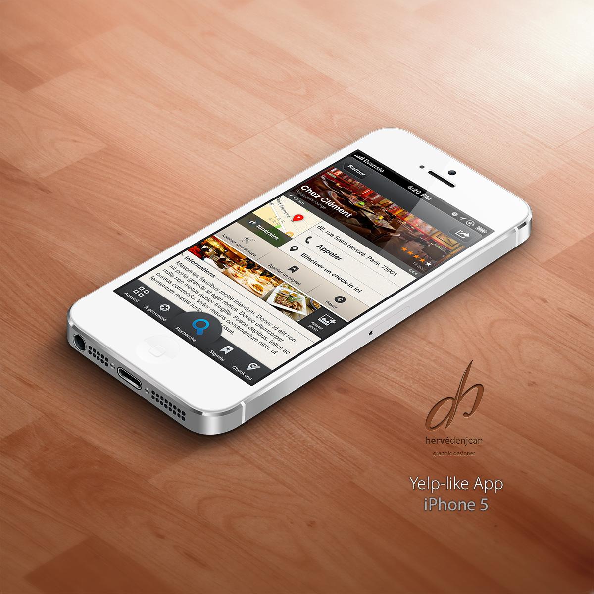 Yelp like app02