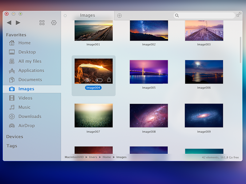 OSX 10.10 osx ui ux flat design design apple