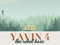 Yavin 4 poster