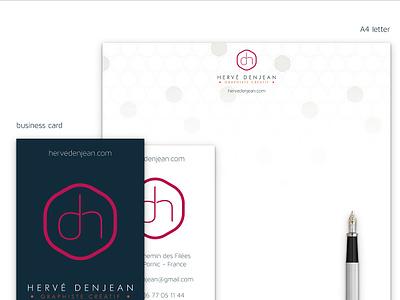 New Branding 2017 web print letter website business card visual identity logotype logo
