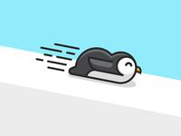 Sliding Penguin