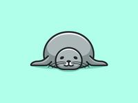 Fat Sea Lion
