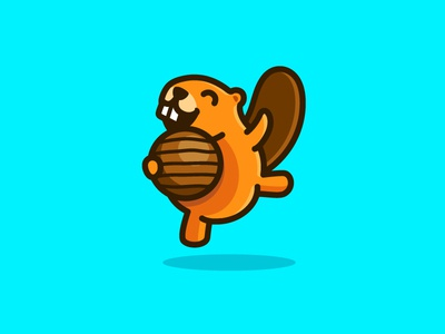 Beaver - Jumping