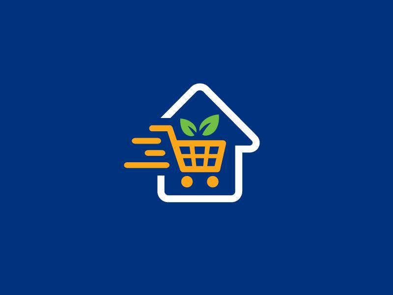 Organic Food Delivery by Alfrey Davilla | vaneltia on Dribbble