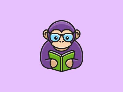 Monkey Reading - 02
