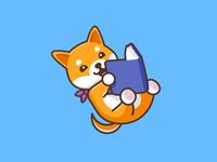 Shiba Inu - Reading