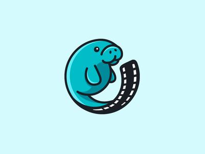 Manatee + Film Strip