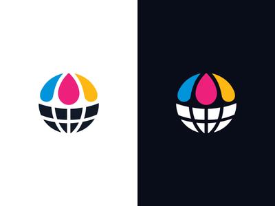 Globe + Inks