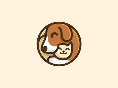 Dog & Cat - Option 1