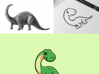 Brontosaurus instagram