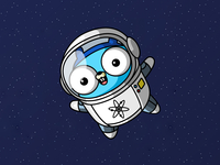 Gopher Astronaut