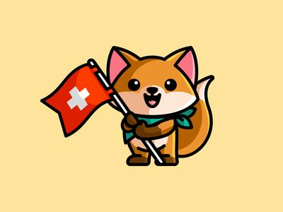 Brave Care Mascot
