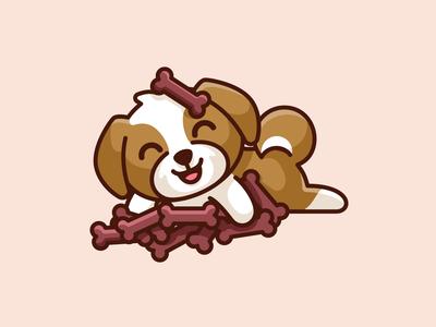 ShihTzu Mascot
