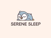Sleeping Penguin