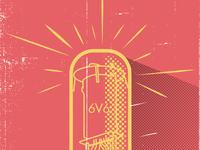 Amp Tube Poster