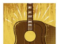 Guitar poster lrg
