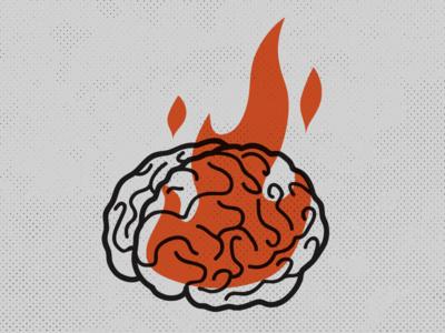 Brain burner - rebound