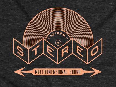 Multidimensional Stereo Sound v.2