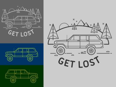 Get Lost (in a good way)