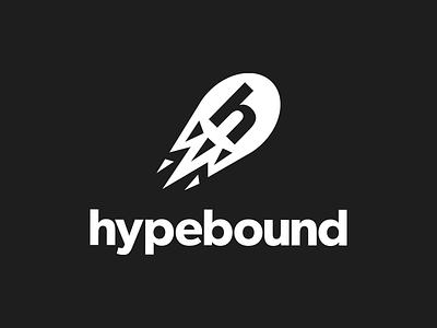 HypeBound - Logo graphic design logotype logomark identity logo branding