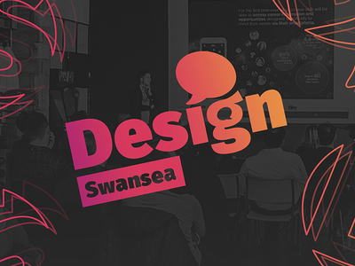Design Swansea - Brand Refresh graphic design brand refresh logotype identity logo branding