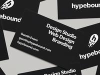 HypeBound - Business Card