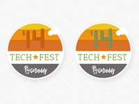 WIP: Conference Logo Design v2