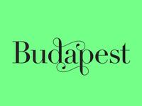 Budapest – wip