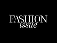 Fashion Issue – blck