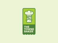 The Towne Baker Logo