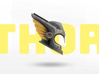 Thor Helmet Concept
